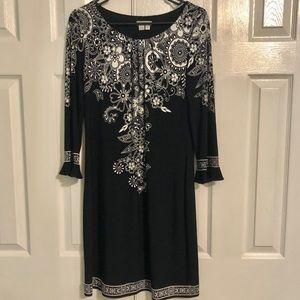 London Times - Boho Dress - Like New'